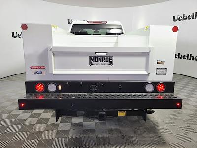 2021 Chevrolet Silverado 2500 Double Cab 4x2, Monroe MSS II Service Body #ZT10757 - photo 2