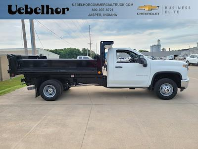 2021 Chevrolet Silverado 3500 Regular Cab 4x4, Air-Flo Pro-Class Dump Body #ZT10783 - photo 1