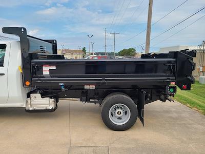 2021 Chevrolet Silverado 3500 Regular Cab 4x4, Air-Flo Pro-Class Dump Body #ZT10783 - photo 4