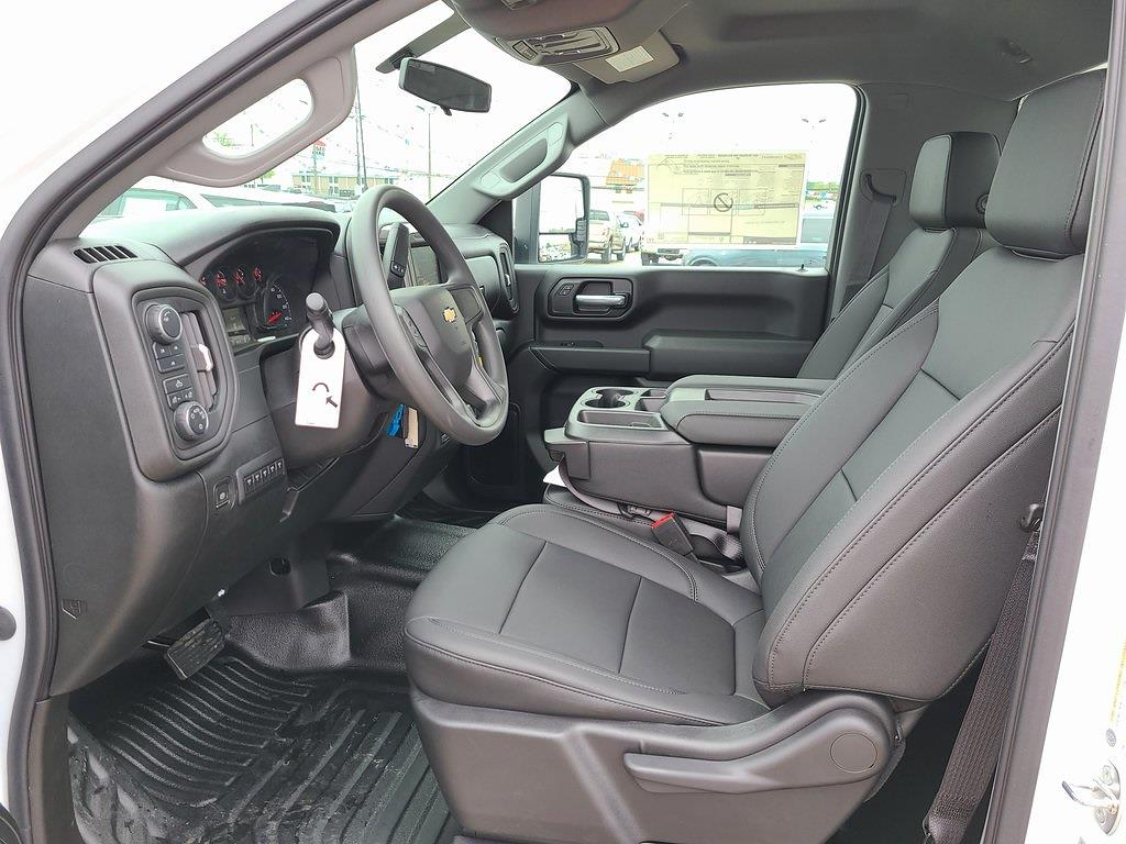 2021 Chevrolet Silverado 3500 Regular Cab 4x4, Knapheide Steel Service Body #ZT10784 - photo 8