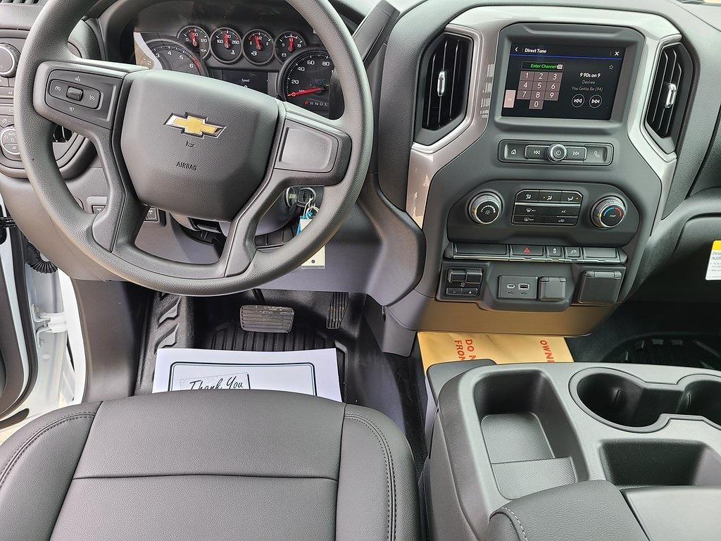 2021 Chevrolet Silverado 3500 Crew Cab 4x4, Hillsboro GII Steel Platform Body #ZT10798 - photo 11