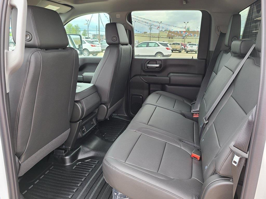 2021 Chevrolet Silverado 3500 Crew Cab 4x4, Hillsboro GII Steel Platform Body #ZT10798 - photo 8