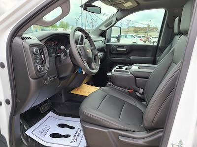 2021 Chevrolet Silverado 3500 Crew Cab 4x4, Hillsboro GII Steel Platform Body #ZT10798 - photo 10