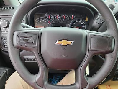 2021 Chevrolet Silverado 3500 Crew Cab 4x4, Hillsboro GII Steel Platform Body #ZT10798 - photo 12