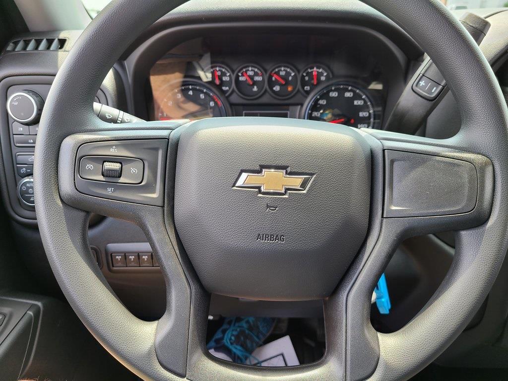 2021 Chevrolet Silverado 3500 Crew Cab 4x4, Reading Classic II Steel Service Body #ZT10828 - photo 12