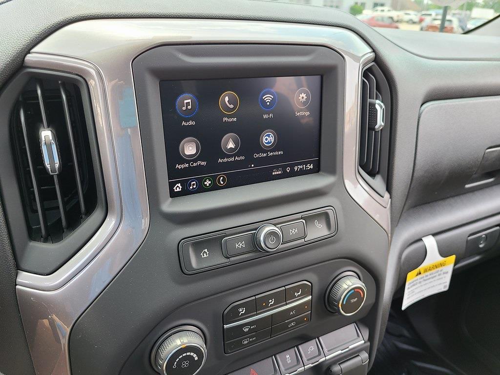 2021 Chevrolet Silverado 3500 Crew Cab 4x4, Reading Classic II Steel Service Body #ZT10828 - photo 14