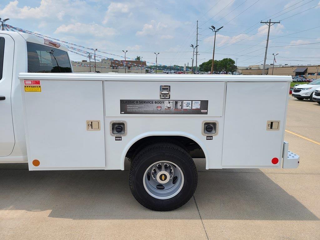 2021 Chevrolet Silverado 3500 Crew Cab 4x4, Reading Classic II Steel Service Body #ZT10828 - photo 5