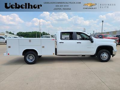2021 Chevrolet Silverado 3500 Crew Cab 4x4, Reading Classic II Steel Service Body #ZT10828 - photo 1