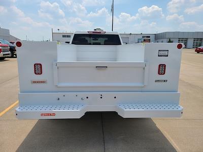 2021 Chevrolet Silverado 3500 Crew Cab 4x4, Reading Classic II Steel Service Body #ZT10828 - photo 2