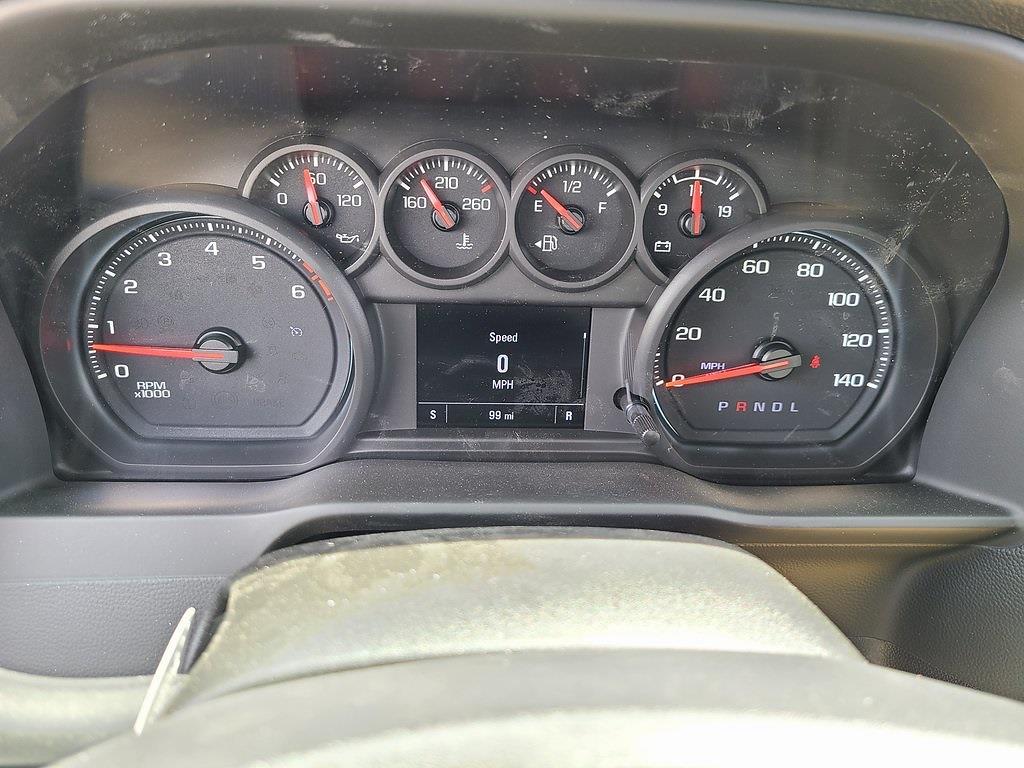 2021 Chevrolet Silverado 3500 Crew Cab 4x2, Reading Classic II Steel Service Body #ZT10832 - photo 16