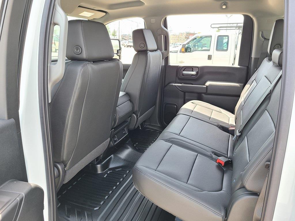 2021 Chevrolet Silverado 3500 Crew Cab 4x2, Reading Classic II Steel Service Body #ZT10832 - photo 8