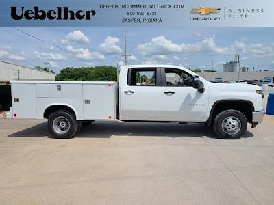 2021 Chevrolet Silverado 3500 Crew Cab 4x2, Reading Classic II Steel Service Body #ZT10832 - photo 1