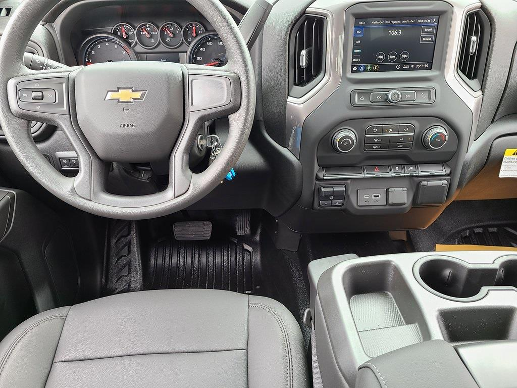 2021 Chevrolet Silverado 3500 Crew Cab 4x4, Reading Classic II Steel Service Body #ZT10851 - photo 11