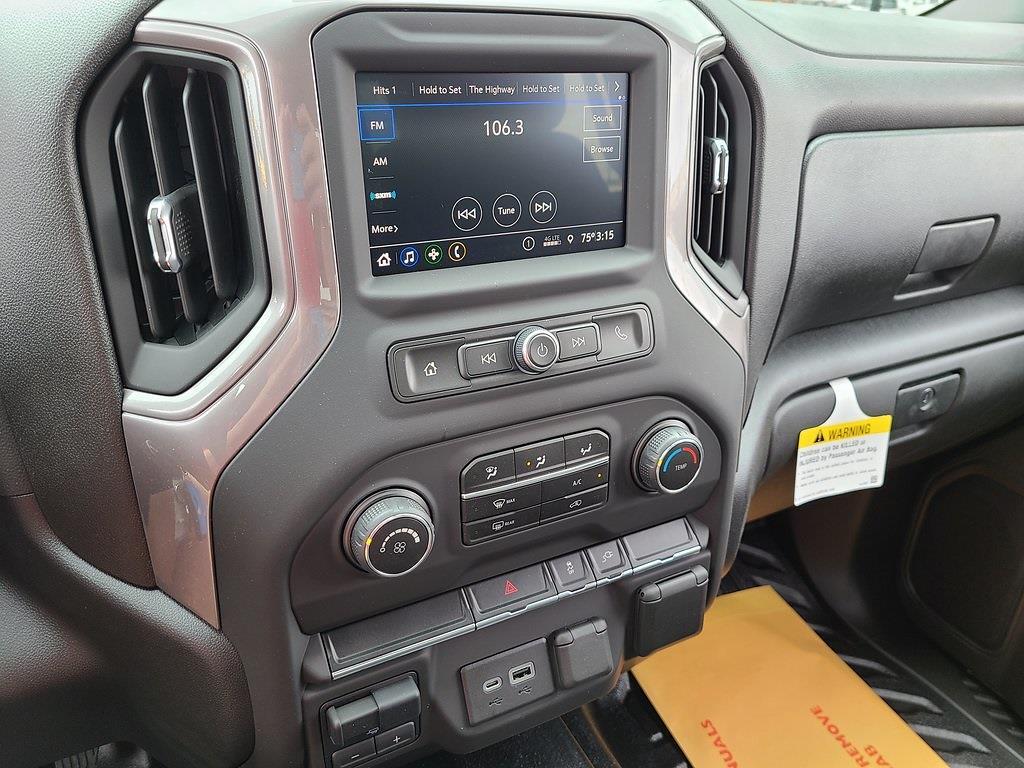 2021 Chevrolet Silverado 3500 Crew Cab 4x4, Reading Classic II Steel Service Body #ZT10851 - photo 13