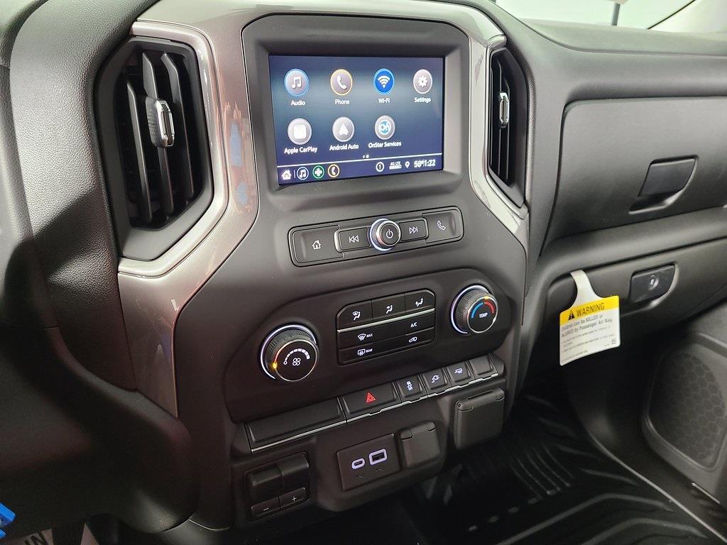 2021 Chevrolet Silverado 2500 Crew Cab 4x2, Knapheide Steel Service Body #ZT10861 - photo 13