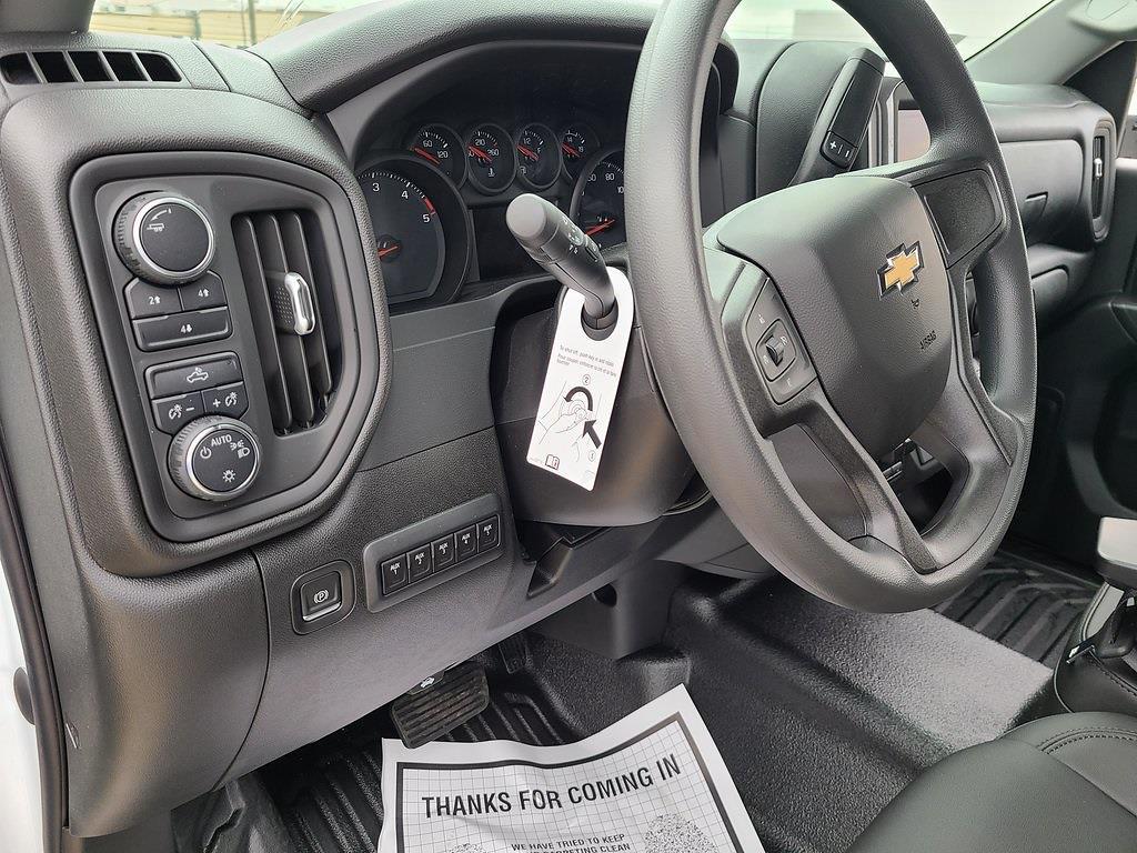 2021 Chevrolet Silverado 3500 Regular Cab 4x4, Reading Classic II Steel Service Body #ZT10863 - photo 10