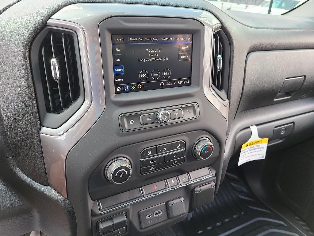 2021 Chevrolet Silverado 3500 Crew Cab 4x4, Reading Classic II Steel Service Body #ZT10868 - photo 11