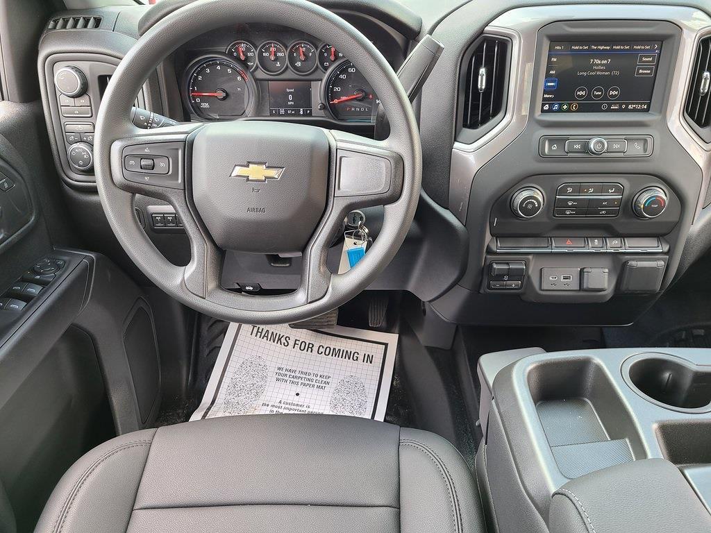 2021 Chevrolet Silverado 3500 Crew Cab 4x4, Reading Classic II Steel Service Body #ZT10868 - photo 7