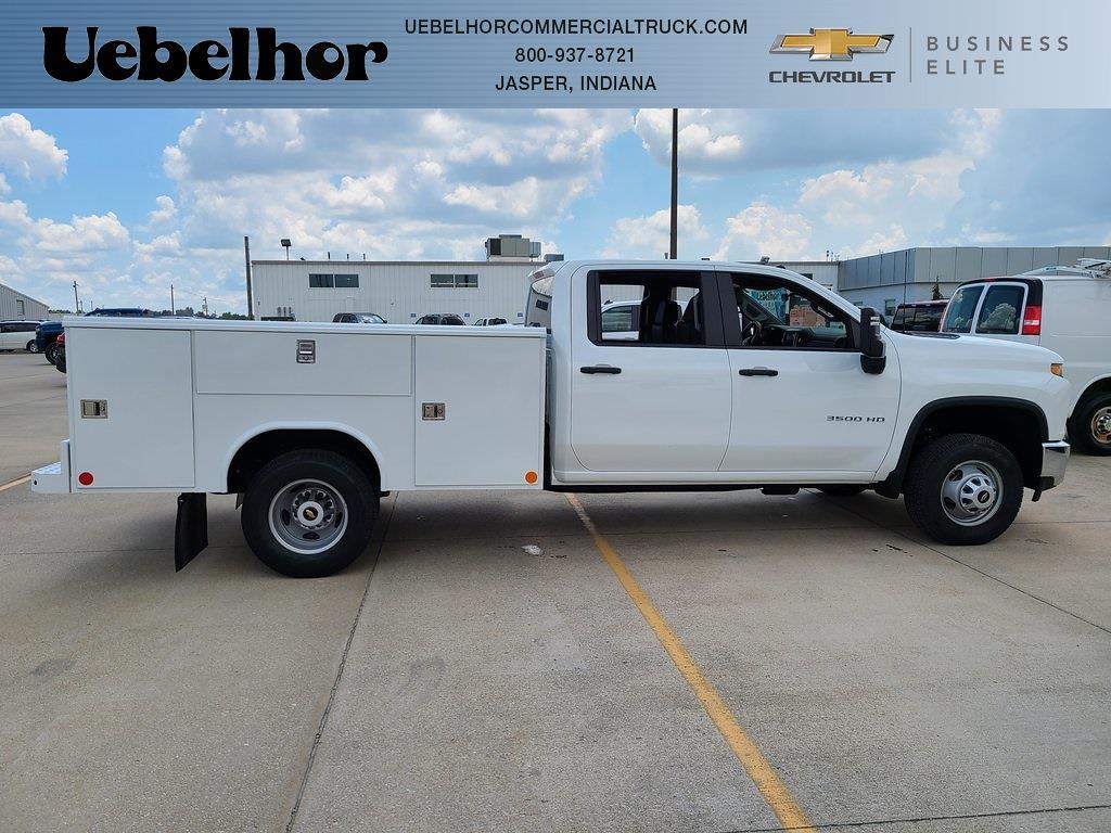 2021 Chevrolet Silverado 3500 Crew Cab 4x4, Reading Service Body #ZT10872 - photo 1