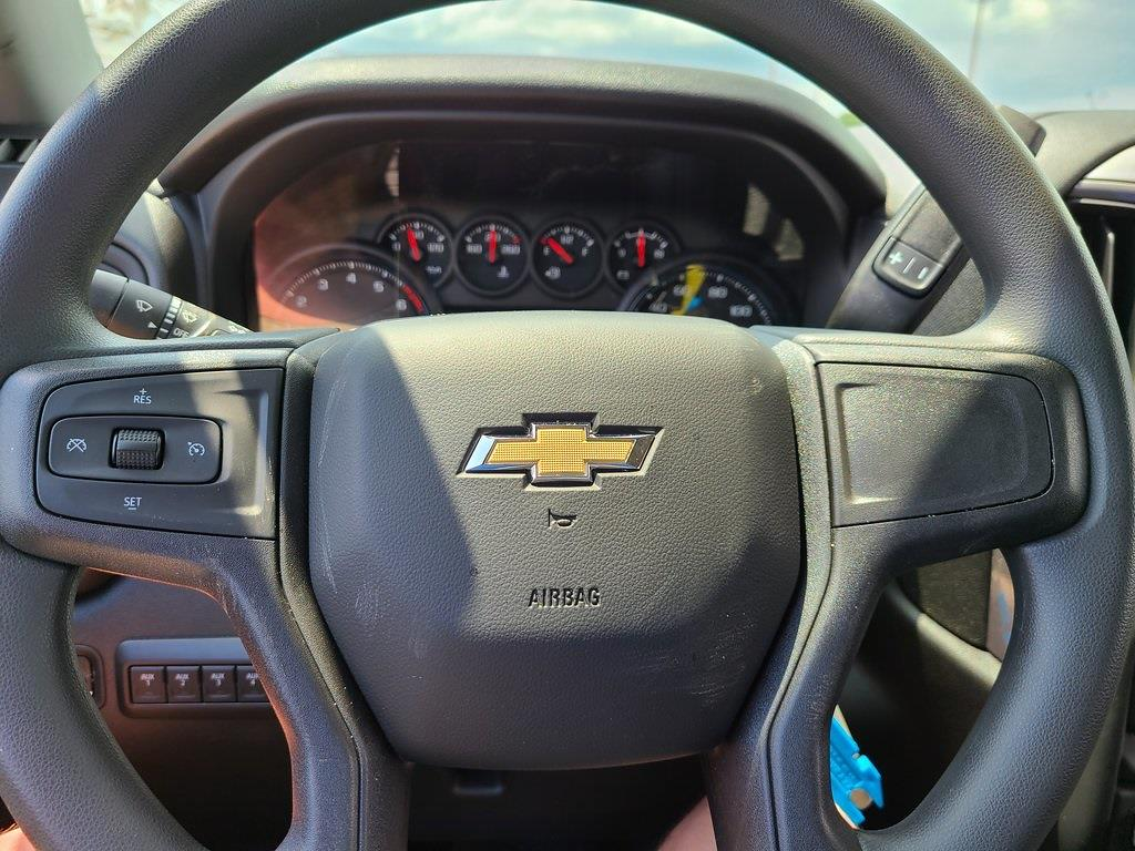 2021 Chevrolet Silverado 3500 Crew Cab 4x4, Reading Classic II Steel Service Body #ZT10872 - photo 10