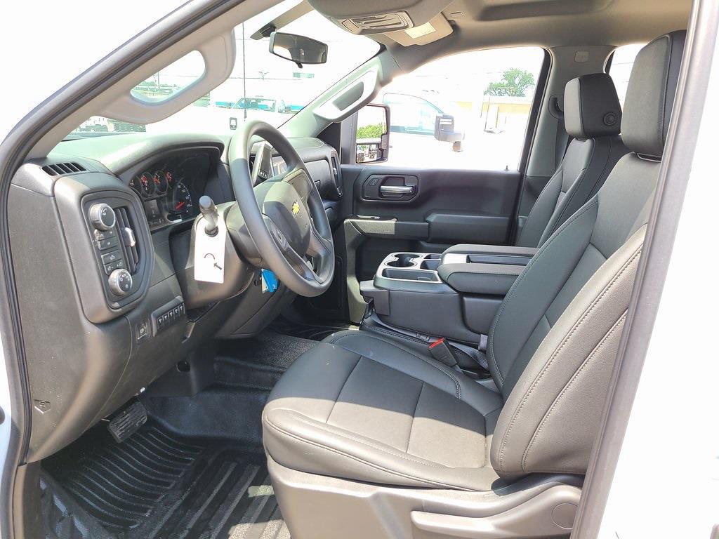 2021 Chevrolet Silverado 3500 Crew Cab 4x4, Reading Classic II Steel Service Body #ZT10872 - photo 8