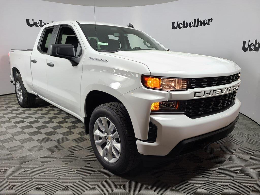 2021 Chevrolet Silverado 1500 Double Cab 4x4, Pickup #ZT10928 - photo 17
