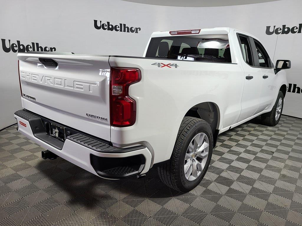 2021 Chevrolet Silverado 1500 Double Cab 4x4, Pickup #ZT10928 - photo 3