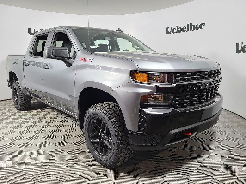 2021 Chevrolet Silverado 1500 Crew Cab 4x4, Pickup #ZT10966 - photo 16