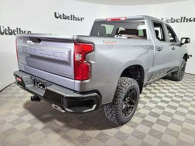 2021 Chevrolet Silverado 1500 Crew Cab 4x4, Pickup #ZT10966 - photo 3