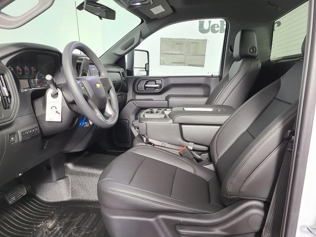 2021 Chevrolet Silverado 2500 Regular Cab 4x2, Knapheide Steel Service Body #ZT11029 - photo 8