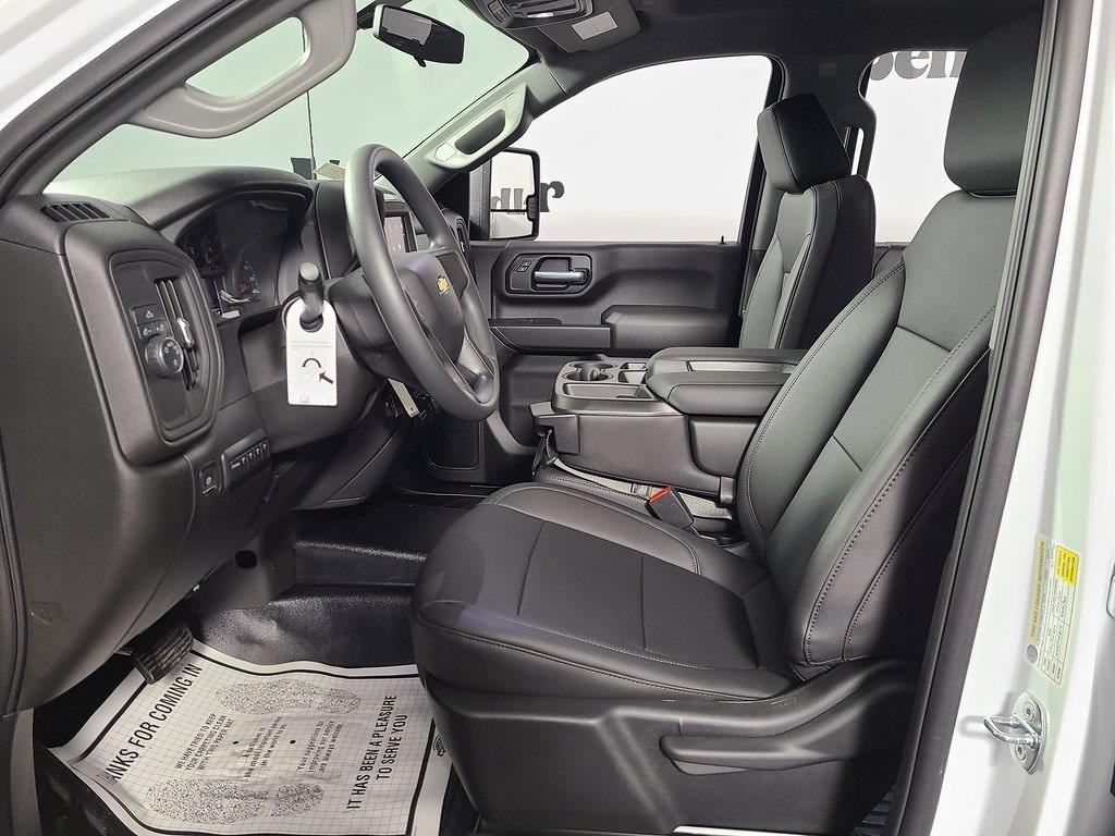 2021 Chevrolet Silverado 2500 Crew Cab 4x2, Knapheide Steel Service Body #ZT11030 - photo 10