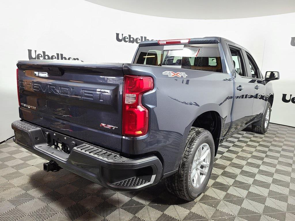 2021 Chevrolet Silverado 1500 Crew Cab 4x4, Pickup #ZT11127 - photo 2