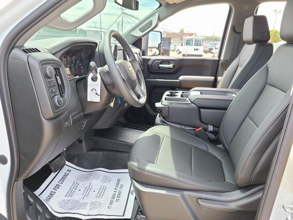2021 Chevrolet Silverado 3500 Crew Cab 4x4, Reading Classic II Steel Service Body #ZT11146 - photo 10