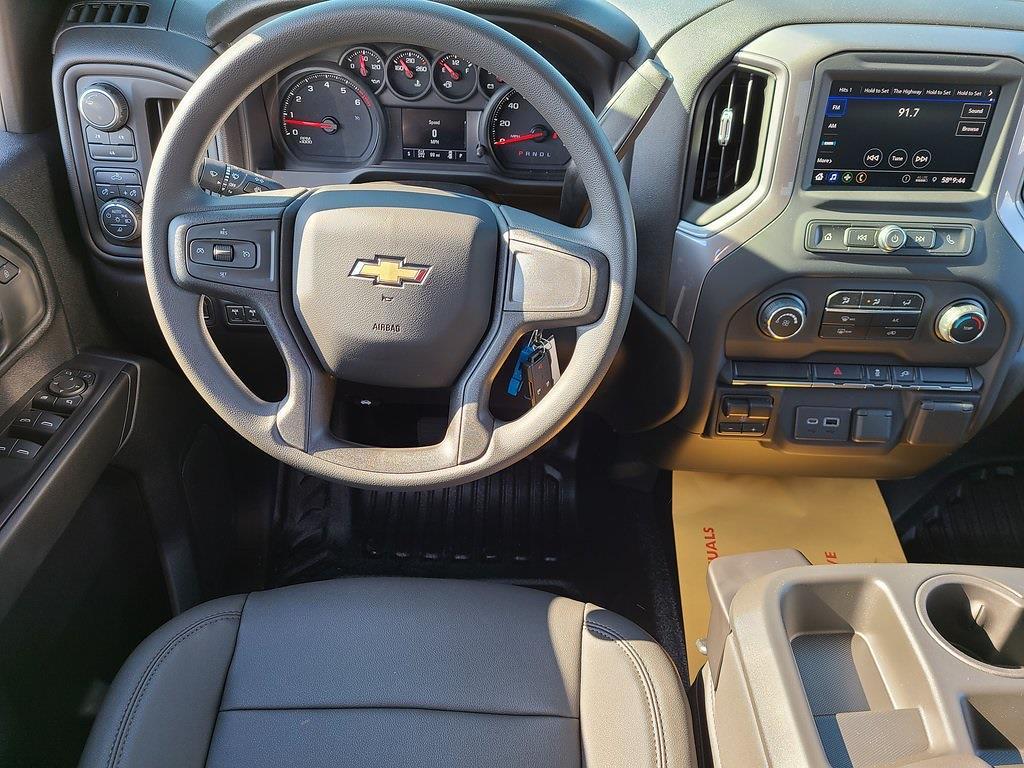 2021 Chevrolet Silverado 3500 Crew Cab 4x4, Reading Classic II Steel Service Body #ZT11150 - photo 12