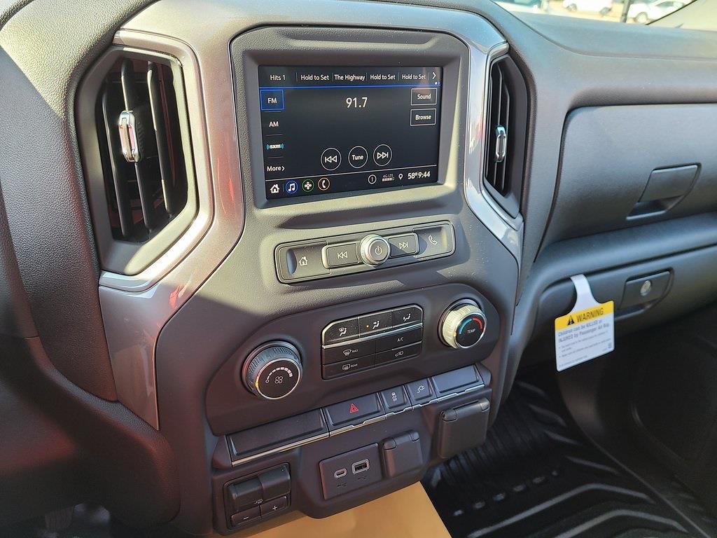 2021 Chevrolet Silverado 3500 Crew Cab 4x4, Reading Classic II Steel Service Body #ZT11150 - photo 14