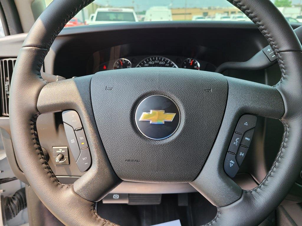 2021 Chevrolet Express 3500 4x2, Bay Bridge Cutaway Van #ZT11322 - photo 10