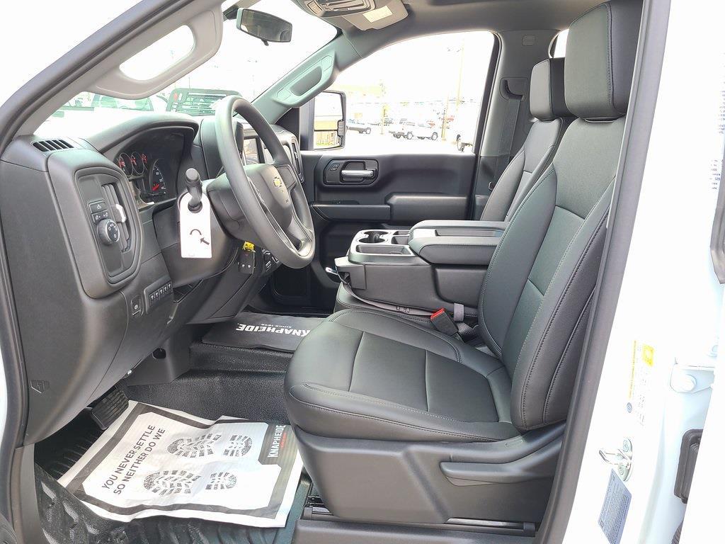 2021 Chevrolet Silverado 3500 Crew Cab 4x2, Knapheide Steel Service Body #ZT11410 - photo 10