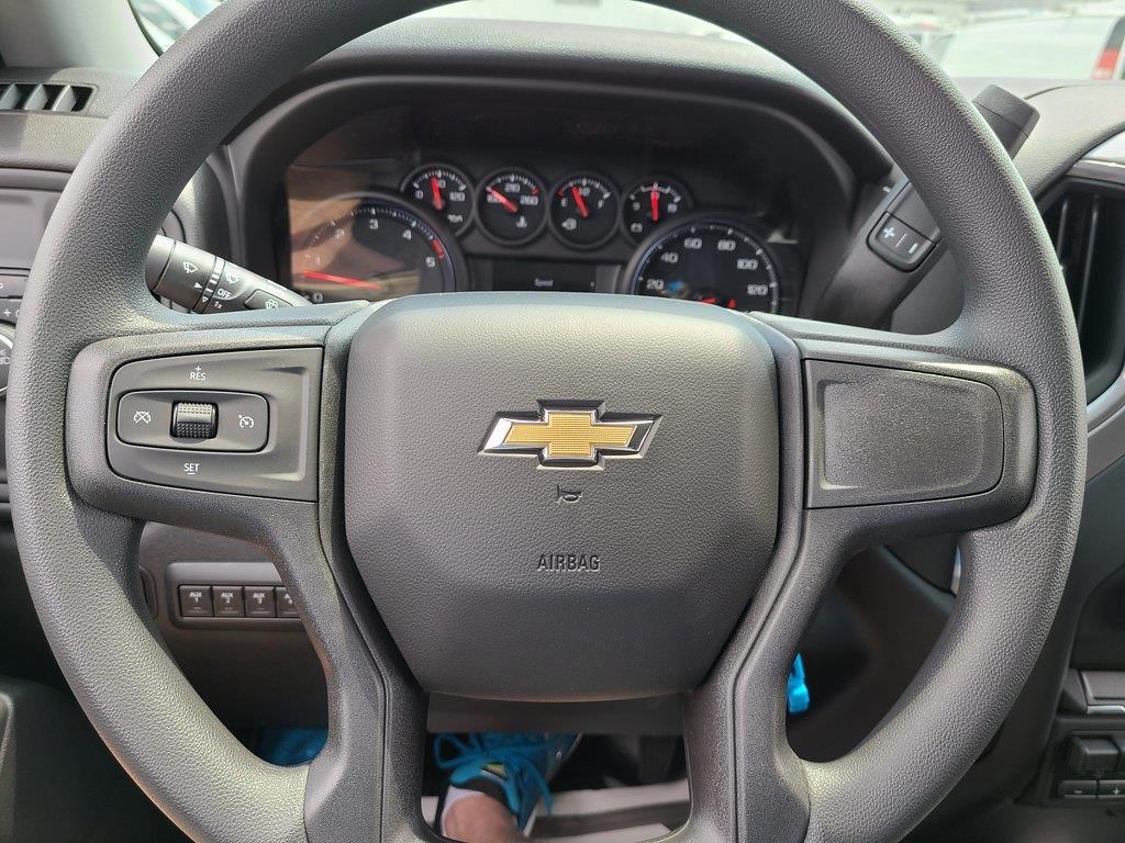 2021 Chevrolet Silverado 3500 Crew Cab 4x2, Knapheide Steel Service Body #ZT11410 - photo 12