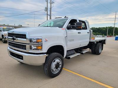 2021 Silverado 4500 Crew Cab DRW 4x4,  Monroe Truck Equipment Tow 'N Haul Gooseneck Platform Body #ZT11609 - photo 19