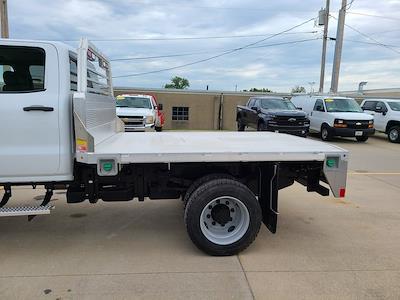 2021 Silverado 4500 Crew Cab DRW 4x4,  Monroe Truck Equipment Tow 'N Haul Gooseneck Platform Body #ZT11609 - photo 3