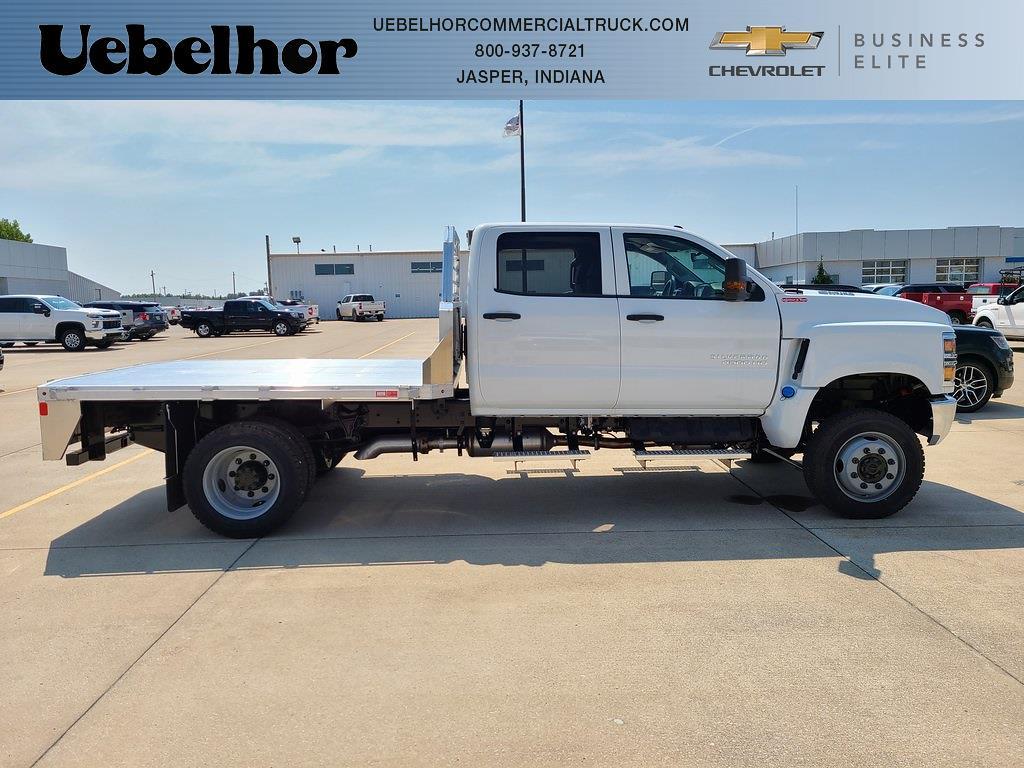 2021 Silverado 4500 Crew Cab DRW 4x4,  Monroe Truck Equipment Tow 'N Haul Gooseneck Platform Body #ZT11610 - photo 1