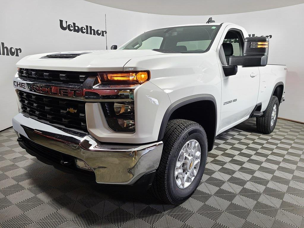 2022 Chevrolet Silverado 2500 4x4, Pickup #ZT11650 - photo 1