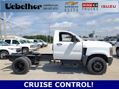 2019 Chevrolet Silverado 5500 Regular Cab DRW 4x2, Cab Chassis #ZT4328 - photo 1