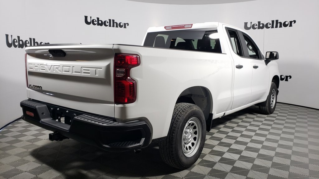 2019 Chevrolet Silverado 1500 Double Cab 4x2, Pickup #ZT4583 - photo 4