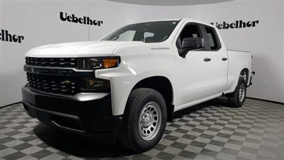 2019 Chevrolet Silverado 1500 Double Cab 4x2, Pickup #ZT4583 - photo 1