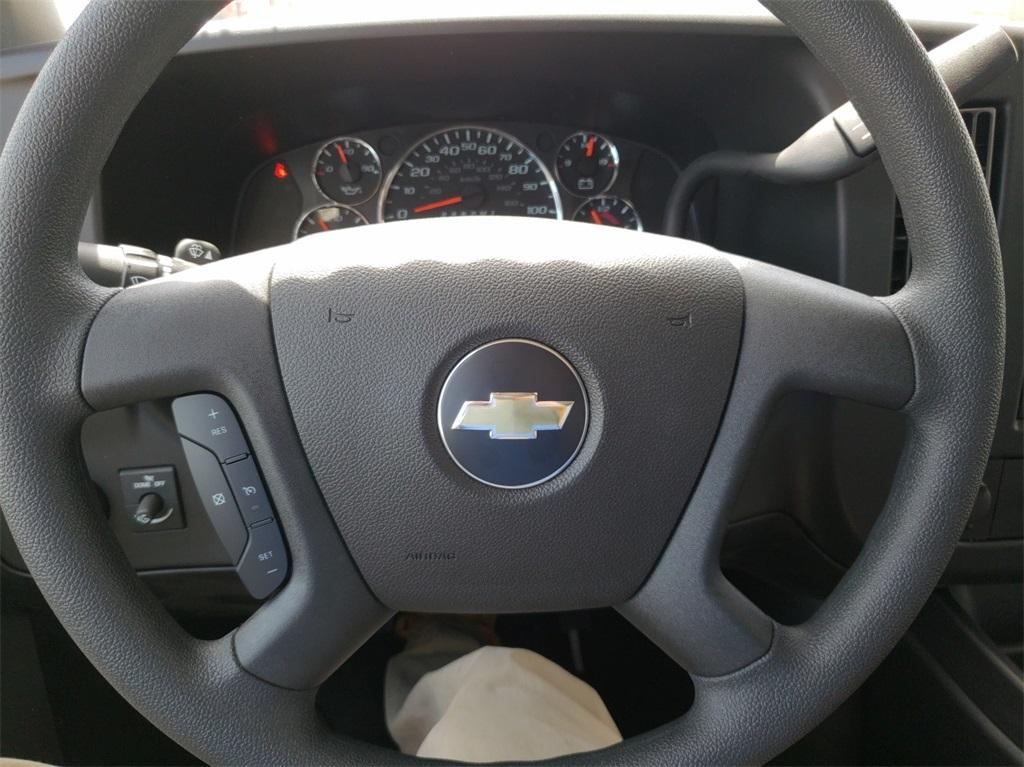 2019 Chevrolet Express 3500 4x2, Knapheide KUV Service Utility Van #ZT4773 - photo 10
