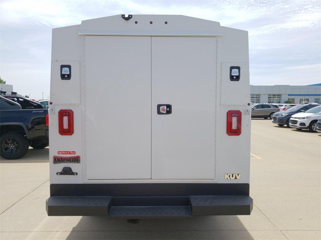 2019 Chevrolet Express 3500 4x2, Knapheide KUV Service Utility Van #ZT4773 - photo 2