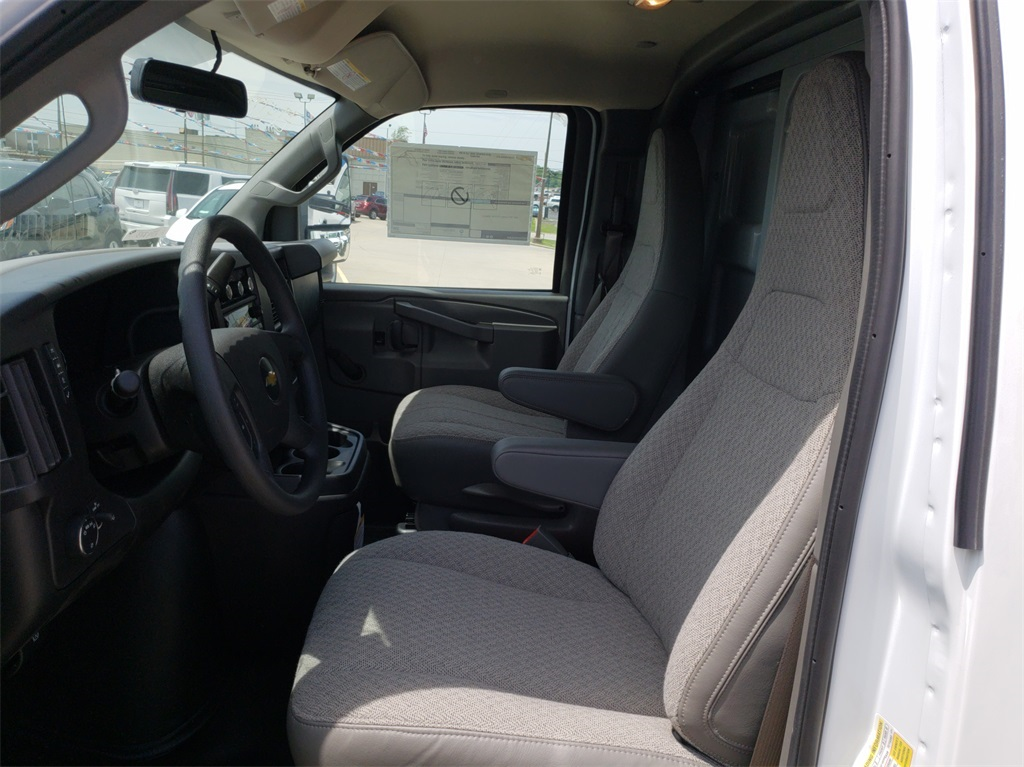 2019 Chevrolet Express 3500 4x2, Knapheide KUV Service Utility Van #ZT4773 - photo 9