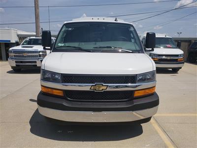 2019 Chevrolet Express 3500 4x2, Knapheide KUV Service Utility Van #ZT4780 - photo 3