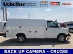 2019 Chevrolet Express 3500 4x2, Knapheide KUV Service Utility Van #ZT4780 - photo 1